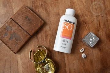 Paklijst Bali Zonnebrand creme Biodermal parfumvrij