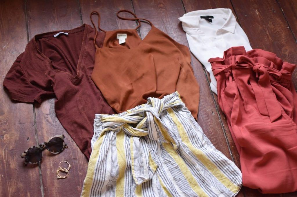 Koffer inpakken kleding