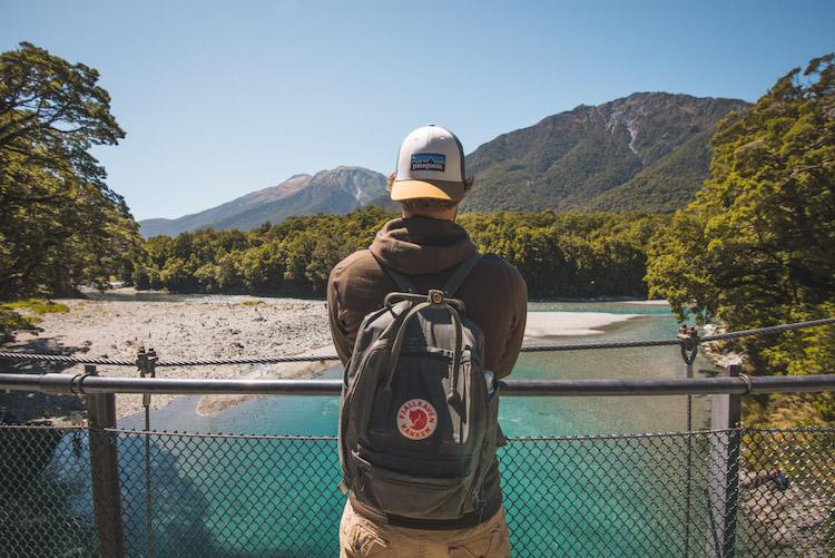 Paklijst Nieuw-Zeeland Fjallraven rugzak