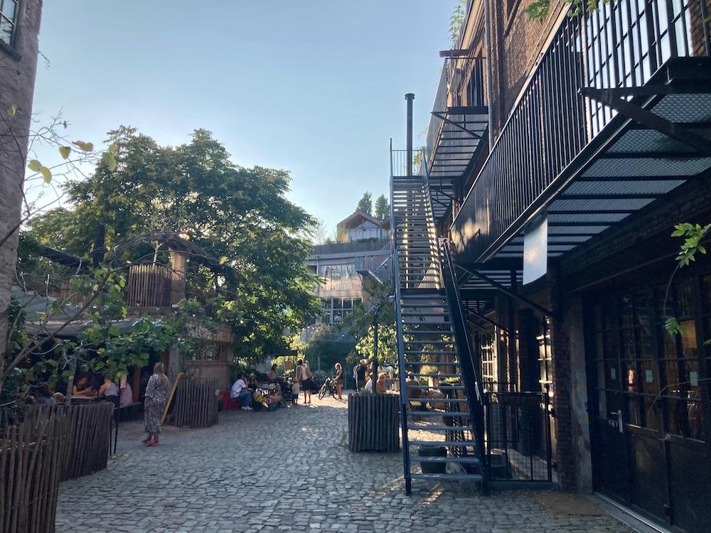 Wat te doen in Antwerpen, Pakt
