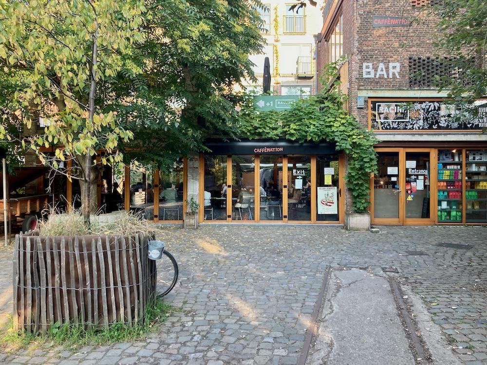 Koffiebar Pakt Antwerpen