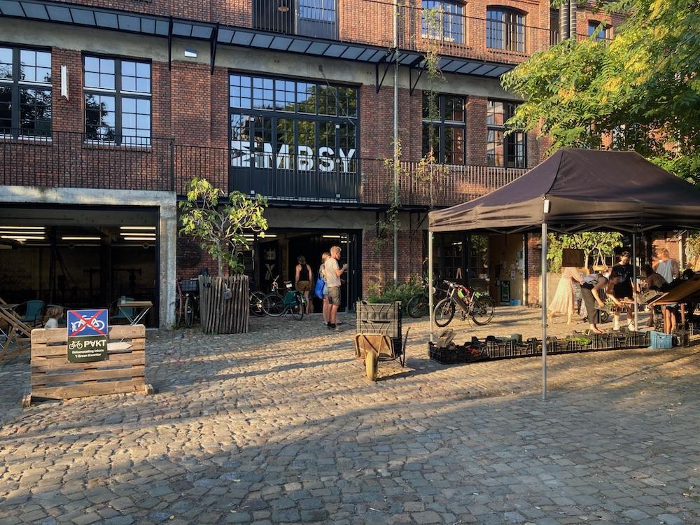 Winkels in Pakt, Antwerpen