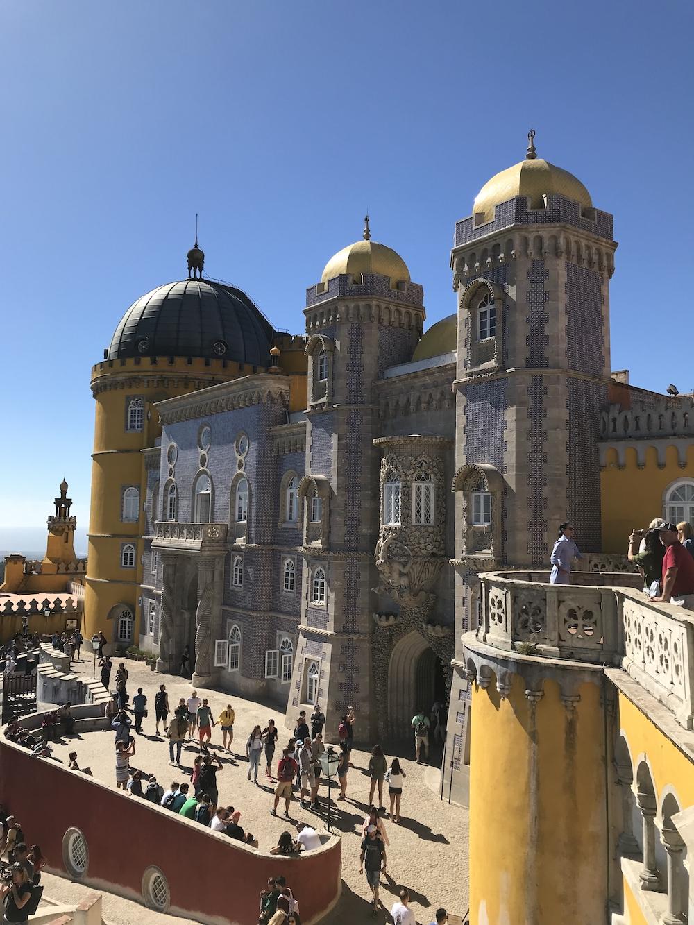 Palácio da Pena portugal sintra