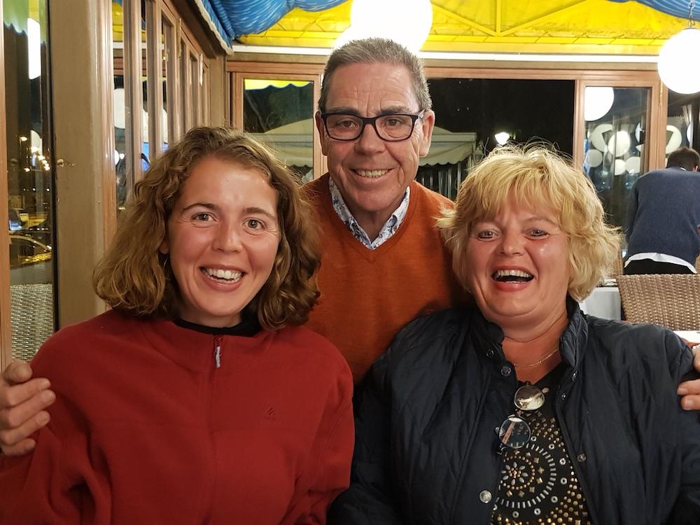 Palamos Spanje vakantie restaurant