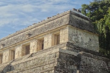 Palenque in Mexico