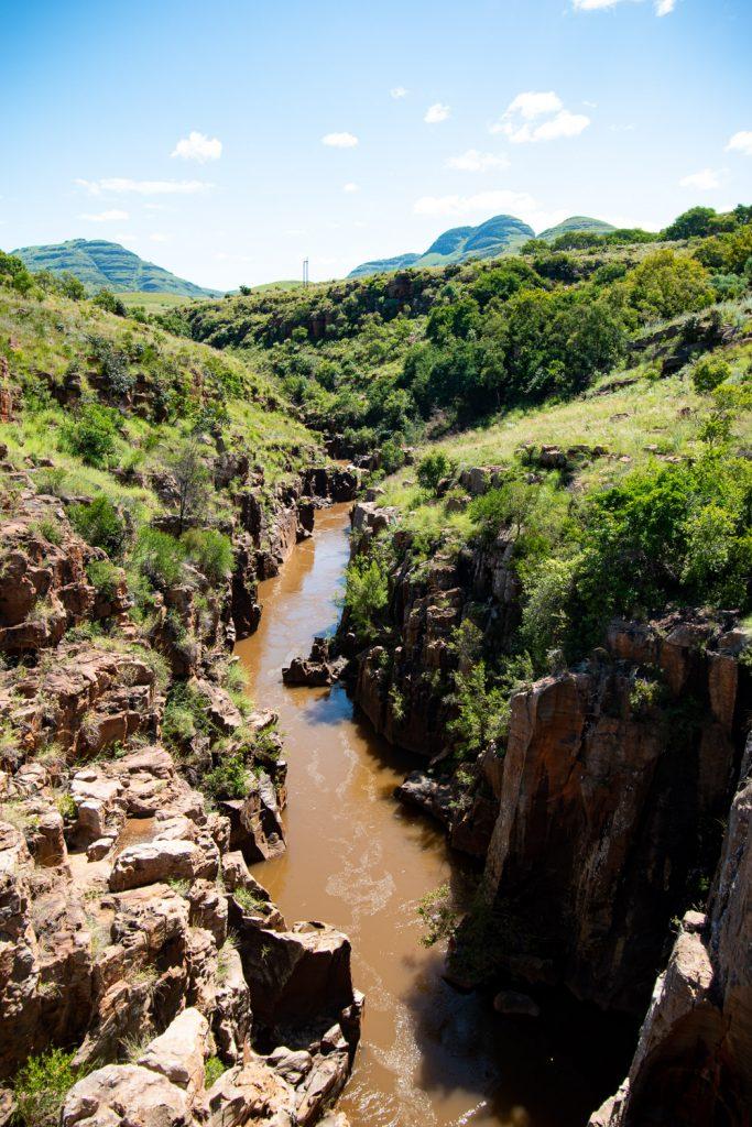 Panoramaroute zuid afrika Bourke's Luck Potholes-0294