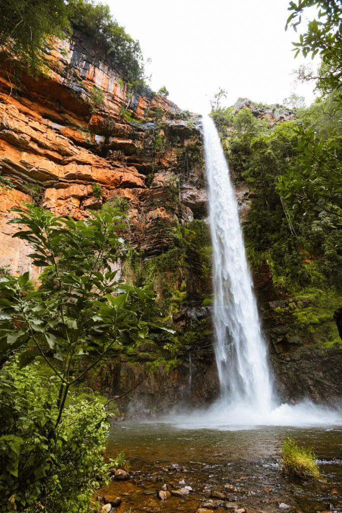 Panoramaroute zuid afrika Lone Creek falls-0259