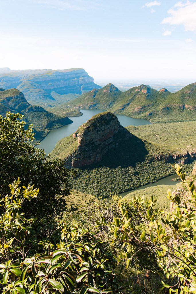 Panoramaroute zuidafrika Three Rondavels