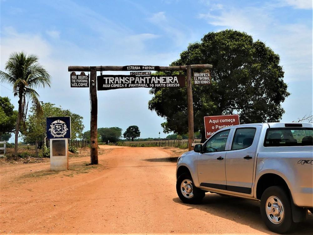 Pantanal Transpantaneira