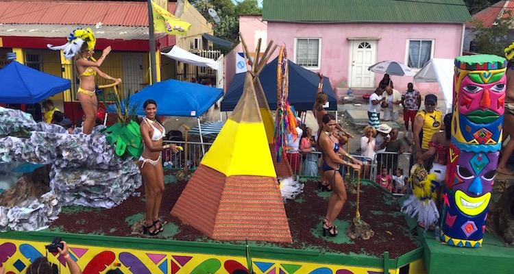 Parade Carnaval Curacao Gran Marcha