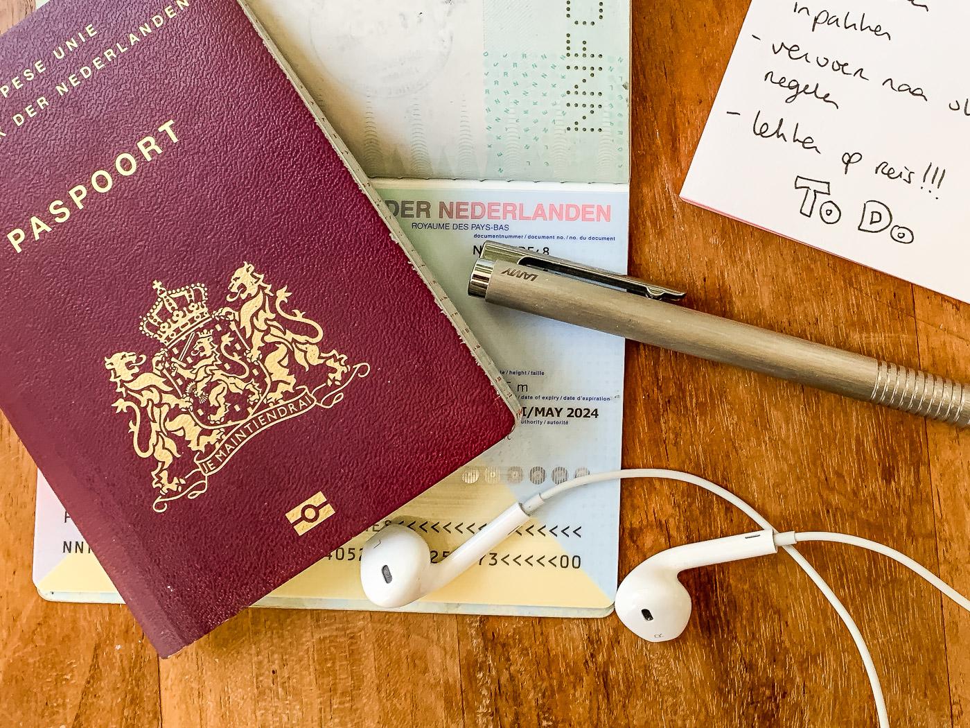 Paspoortnummer