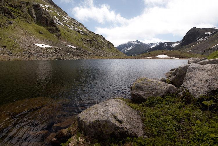 Pass de Fluela zwitserland 16