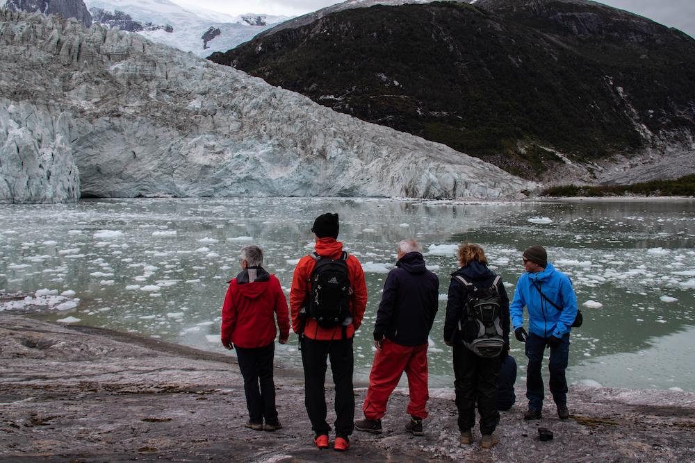 Patagonie cruise reisgroep