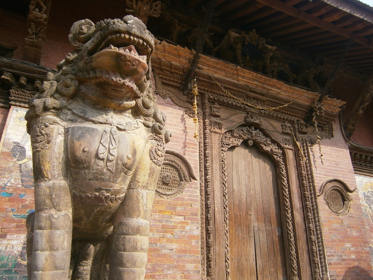 Patan Kathmandu tips hoofdstad nepal