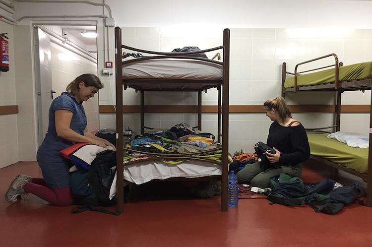 pelgrismtocht-slaapkamer