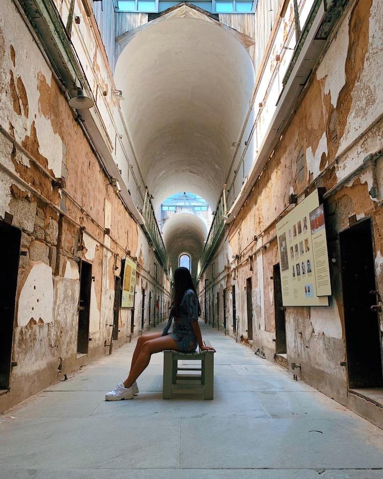 Philadelphia tips Eastern State Penitentiary