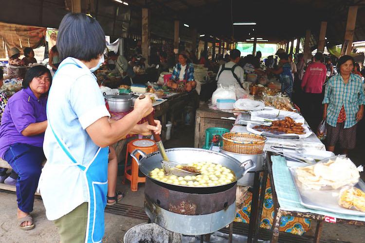 Phrao markt chiang mai