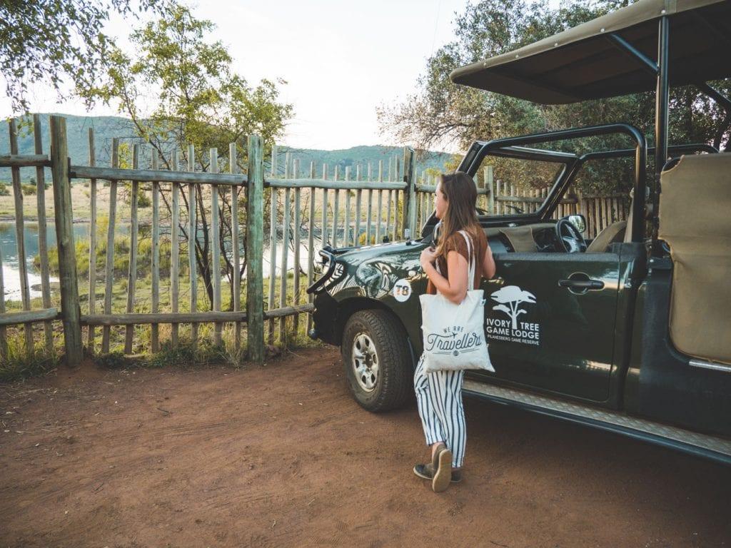 Pilanesberg Zuid Afrika tour ivory tree lodge