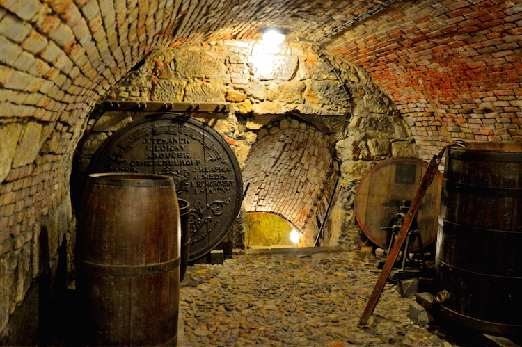 Pilsen tunnels 5