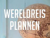 wereldreis plannen