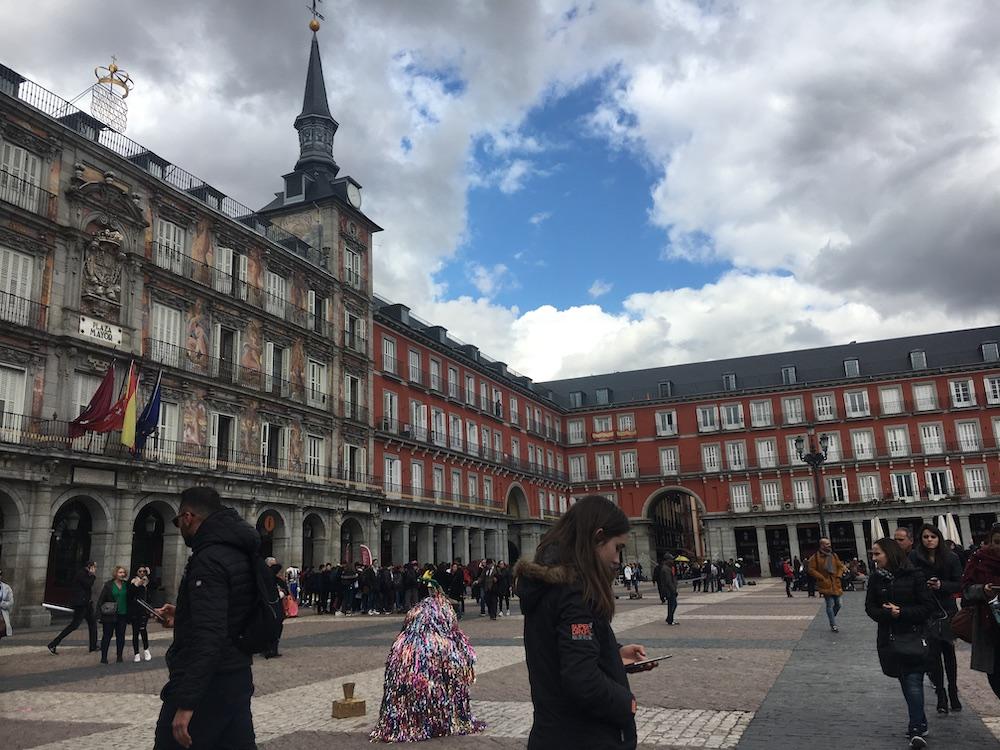 Plaza Mayor wat te doen in madrid