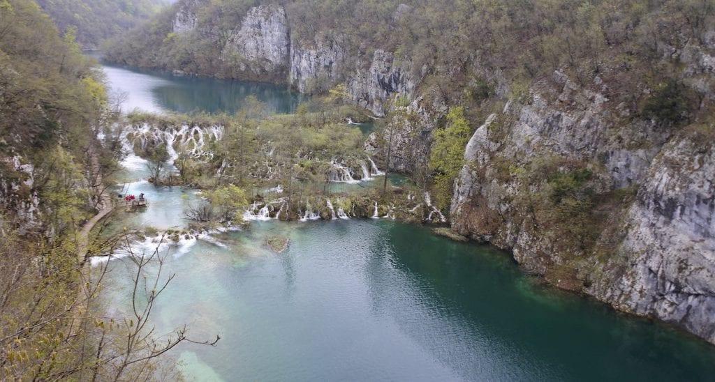 Plitvice Meren in Kroatie bezoeken