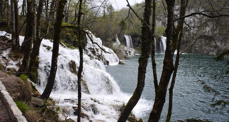 Plitvice meren bezoeken laag seizoen