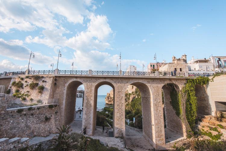 Poligne a Mare in Puglia