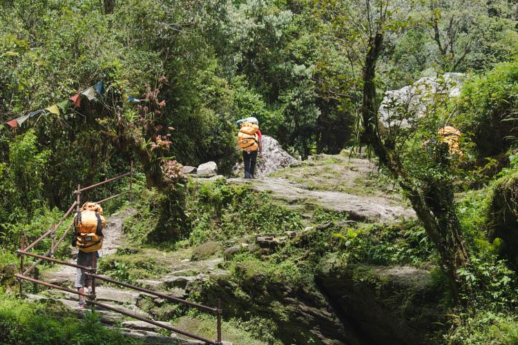 Poon Hill trekking Nepal begin-5
