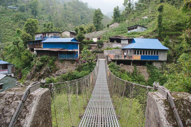 Poon Hill trekking Nepal begin