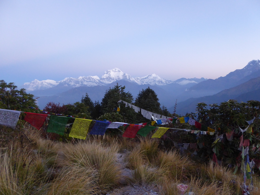 Poonhill trekking rondreis nepal