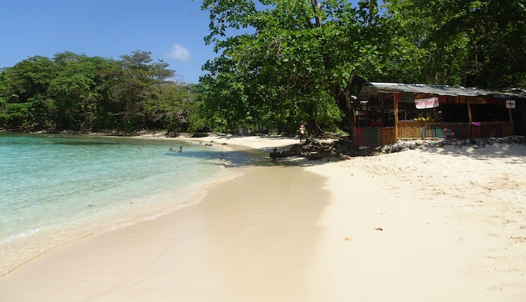 Port Antonio Jamaica Winnifred beach