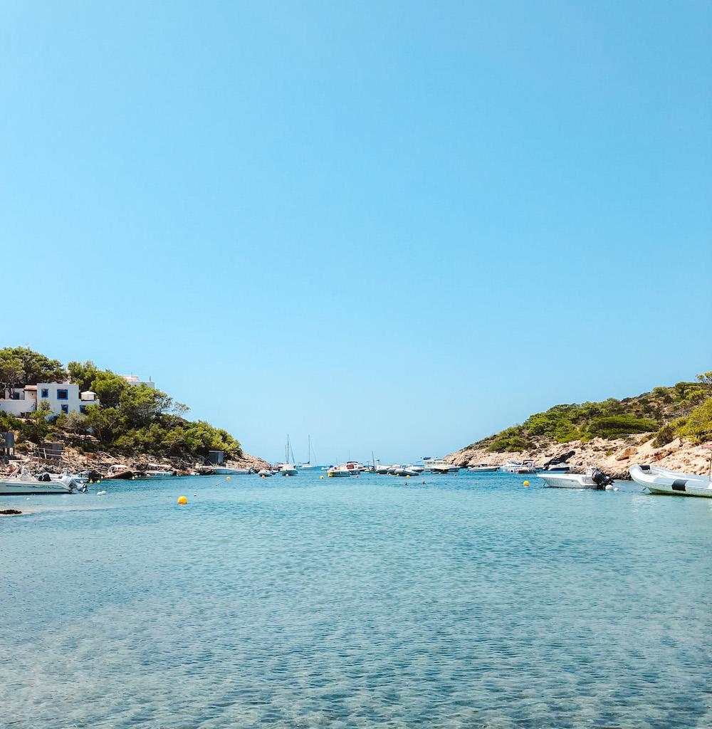 Portinax, Mooiste plekken Ibiza