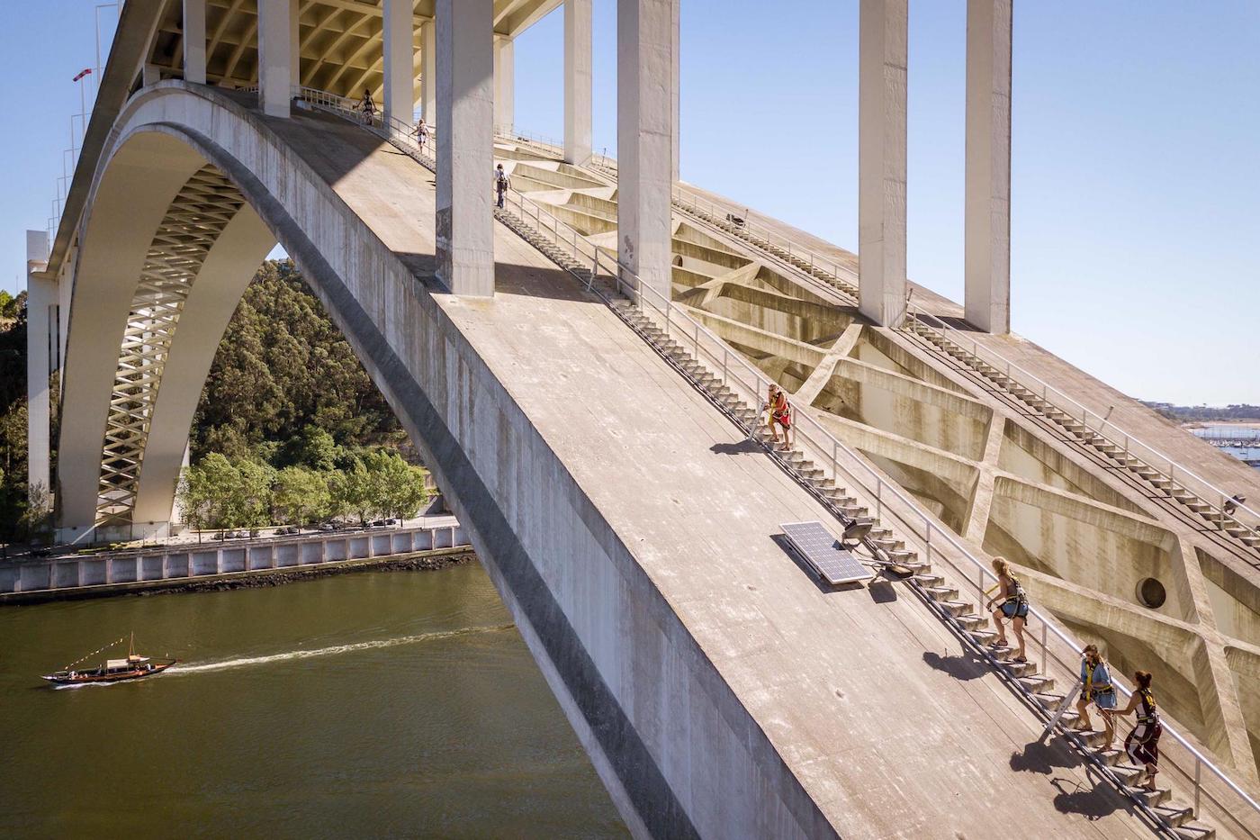 Porto Bridge Climb excursies porto