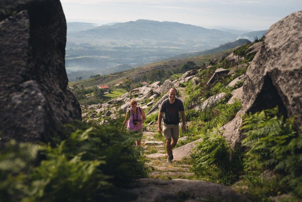 portugal wandeling natuur