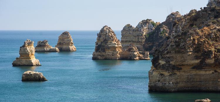 Portugal surfen kust