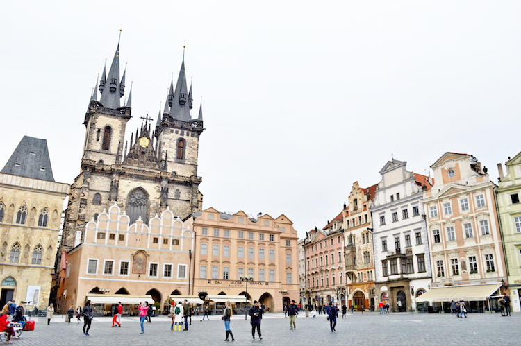 Praag_Extra_Stadsplein