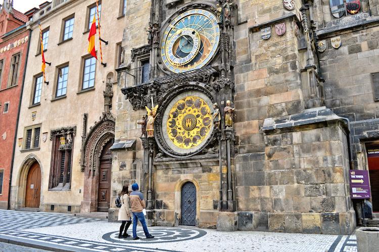 Praag_Stadsplein
