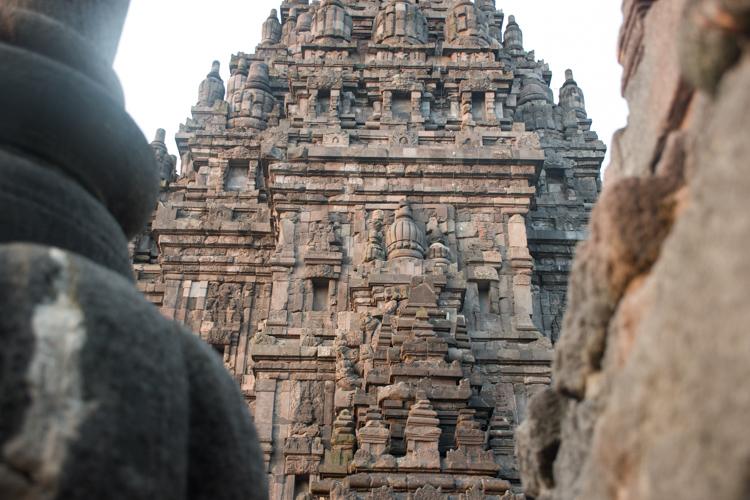 Prambanan tempel yogyakarta details