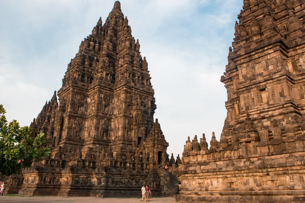 Prambanan tempel yogyakarta locals