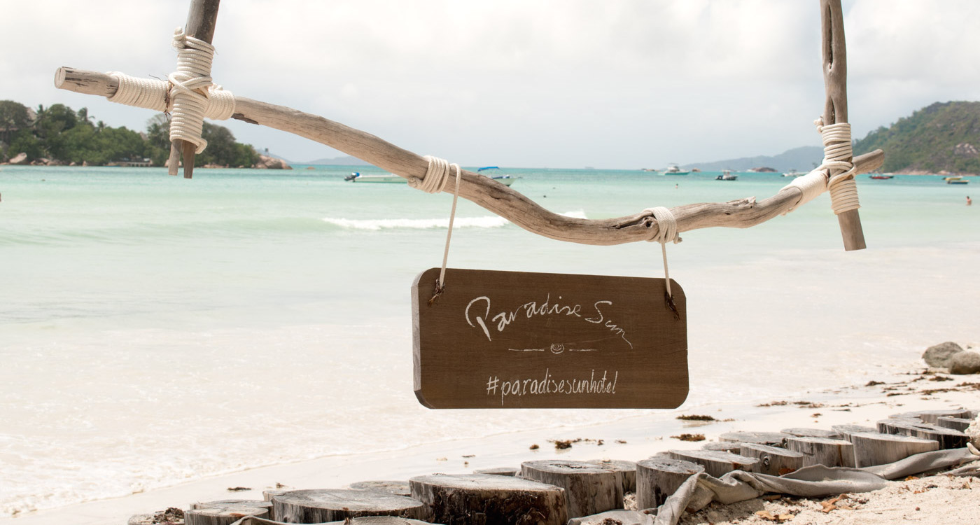 Praslin Paradise Sun Hotel