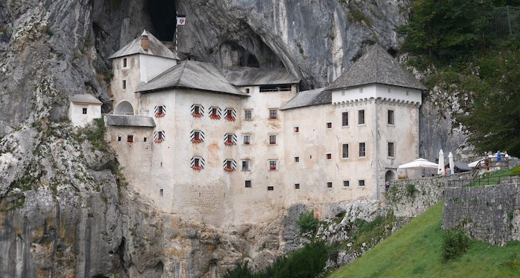 Predjama Castle Postojna Slovenie