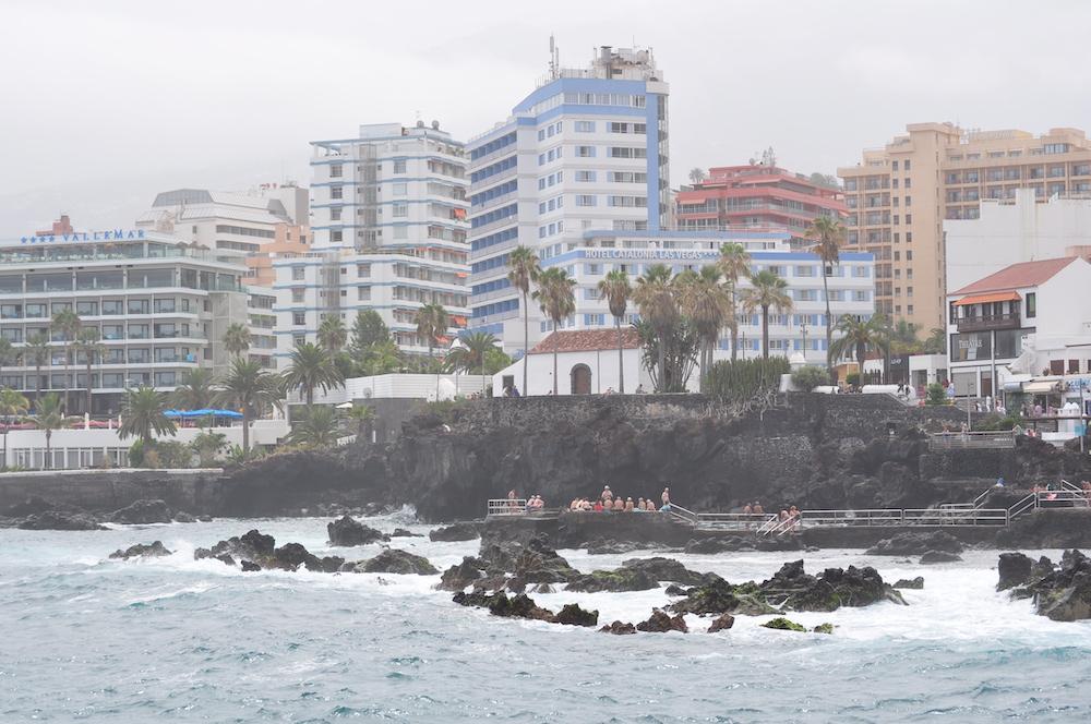 Puerto de la Cruz bezienswaardigheden tenerife