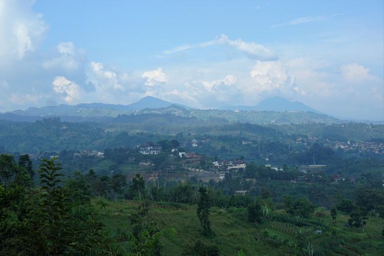 Punclut bergen Indonesie Bandung