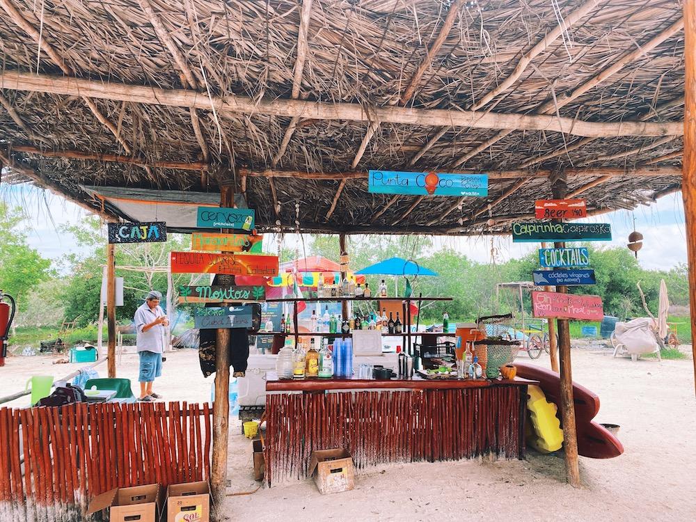 punta coco mexico yucatan isla holbox