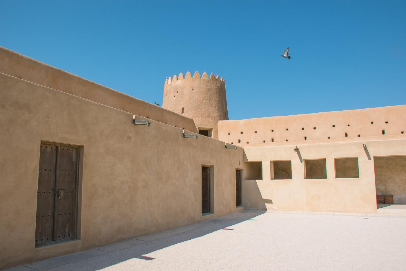 Qatar vakantie Al Zubara Fort Doha