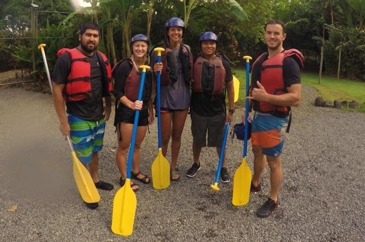 Raften in Costa Rica top 5