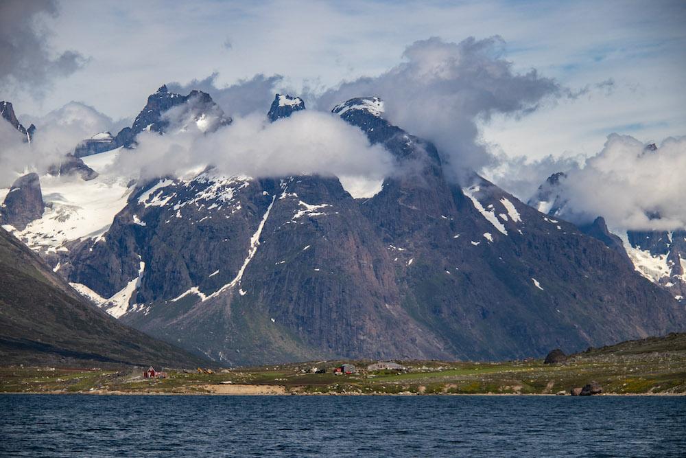 Reis Groenland Tasermiut Fjord