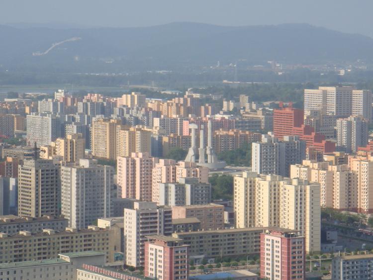 Reis Noord-Korea
