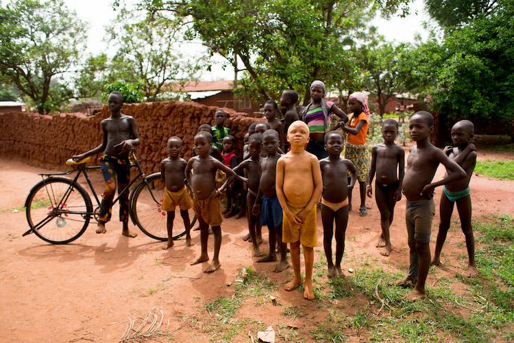 Reis naar Benin Afrika de dorpen III